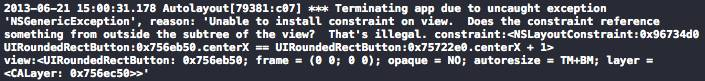 Constraint_Exception